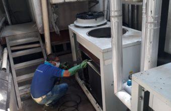 Importância em manter o equipamento de ar condicionado higienizado em decorrência da disseminação do Coronavírus