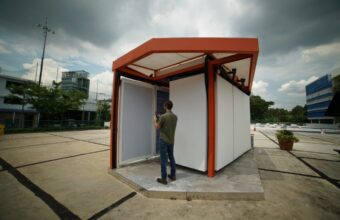 Ar-condicionado para ambientes aberto: existe?